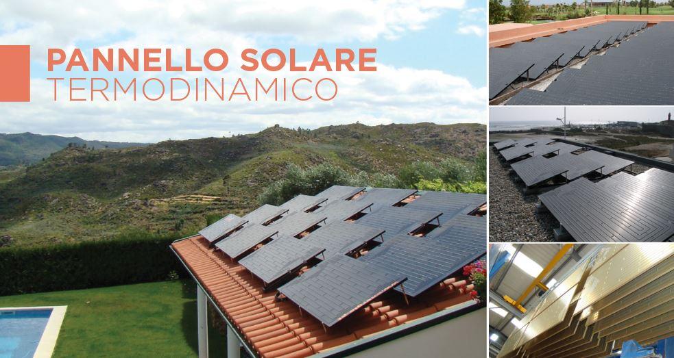 Pannello Solare A Liquido Refrigerante : Solare termo dinamico energheia srl fotovoltaico
